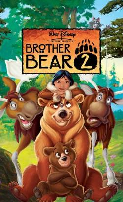 Disney's Brother Bear 2 poster