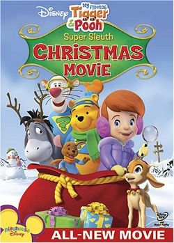 Disney's Pooh's Super Sleuth Christmas Movie poster
