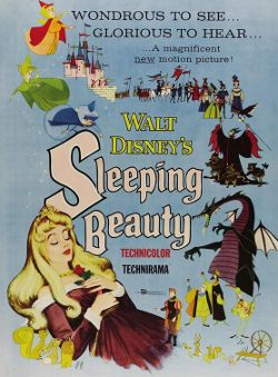 Disney's Sleeping Beauty poster
