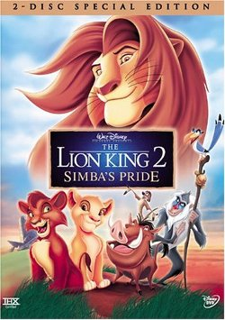 Disney's The Lion King 2: Simba's Pride poster