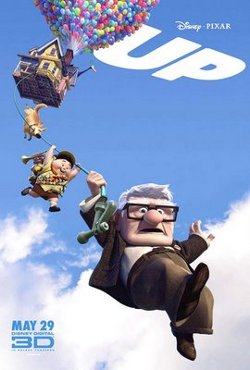 Disney's Up poster