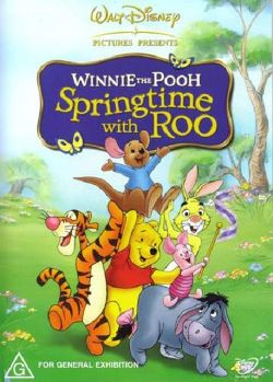 Disney's Winnie the Pooh: Springtime with Roo poster